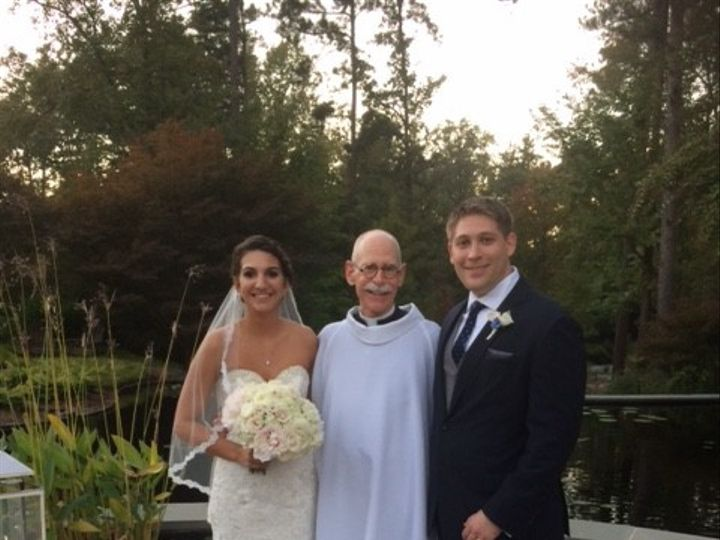 Tmx 1476581400872 Hannah  Michael 10 15 16 Durham, North Carolina wedding officiant