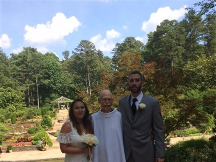 Tmx 1499394355350 Heather  Joseph 06 10 17 Durham, North Carolina wedding officiant
