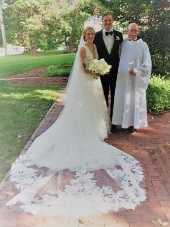 Tmx 1499394389232 Bridget  Stephen 06 17 17 2 Durham, North Carolina wedding officiant