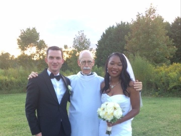 Tmx 1505609647509 Jim  Erica 09 16 17 2 Durham, North Carolina wedding officiant