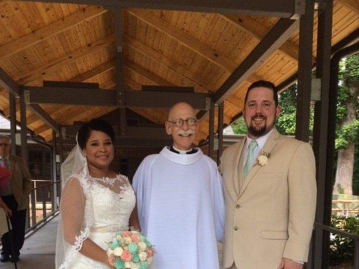 Tmx 1505610867612 Camitta  Matthew 07 15 17 Durham, North Carolina wedding officiant