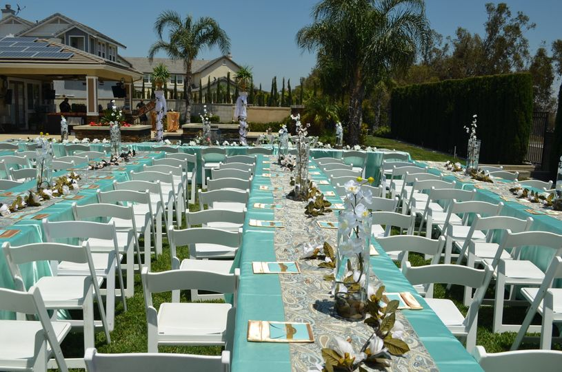 This the view of the location on My wedding 6/13/2013