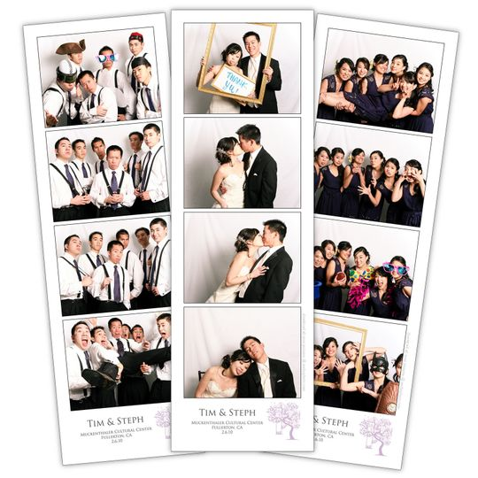 mebo photobooth strip package