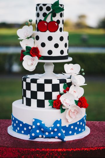 rockabilly wedding cake florida amp co wedding cake maitland fl 19241
