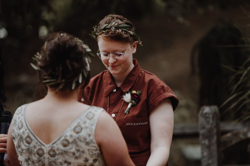 Danielle & Phoebe's wedding