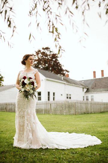Morgan & Alex's wedding