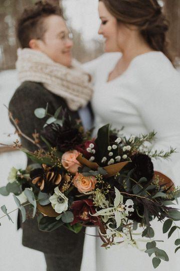 Jami & Alison's wedding