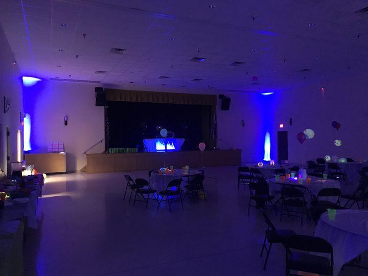 Banquet hall system