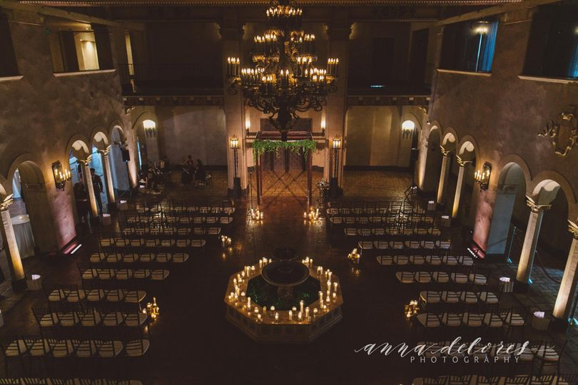 The Hollywood Roosevelt Venue Los Angeles Ca Weddingwire
