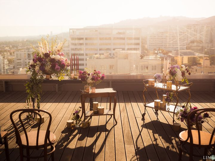 Tmx 1507054390579 Rooftop Wedding 4 Los Angeles, CA wedding venue