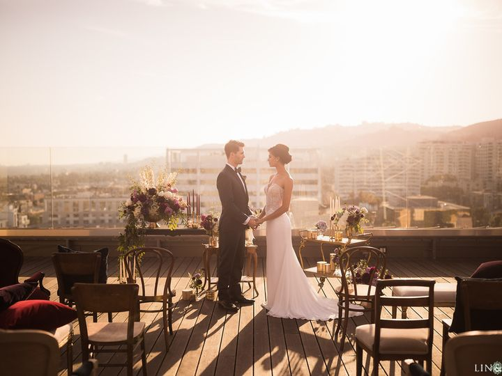Tmx 1507054398804 Rooftop Wedding 21 Los Angeles, CA wedding venue