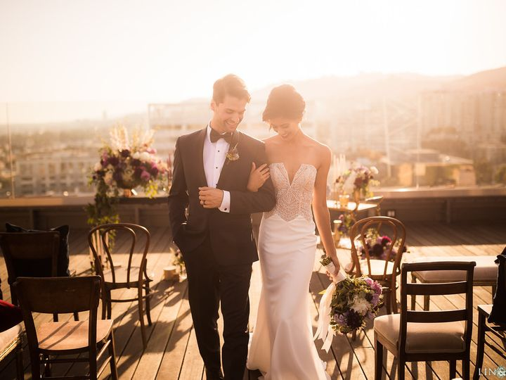Tmx 1507054406273 Rooftop Wedding 35 Los Angeles, CA wedding venue