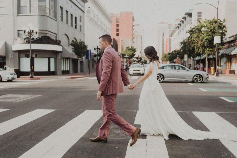Downtown walks