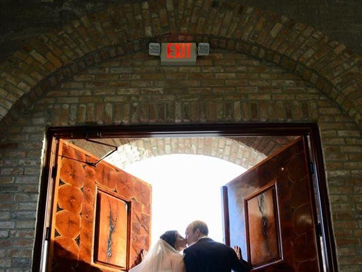 Tmx 1495123387769 New Doors Bride And Groom Kiss Montgomery, Texas wedding venue