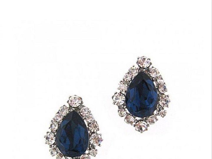 Tmx 1443108007585 Cjb E1684 Bl Plattsburgh wedding jewelry