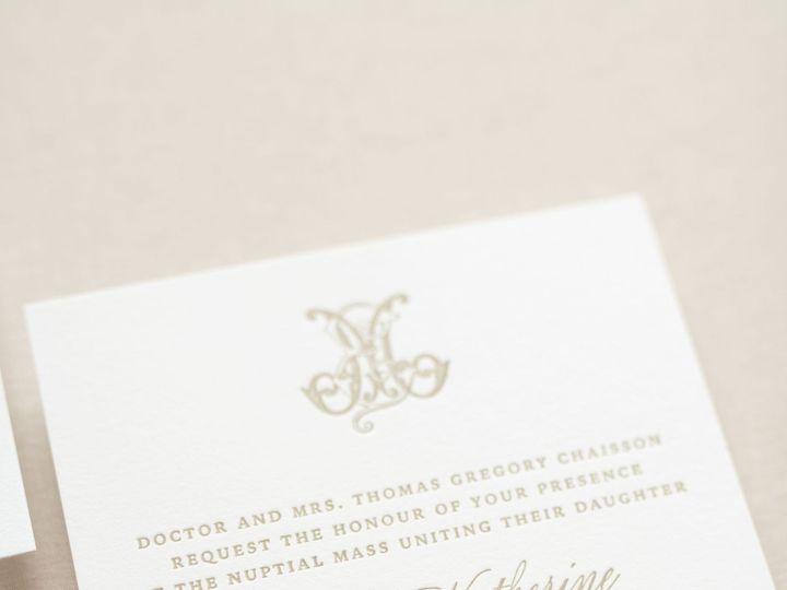 Tmx Amberleblancstudio May2020 22 51 1068035 159349150979063 New Orleans, LA wedding invitation