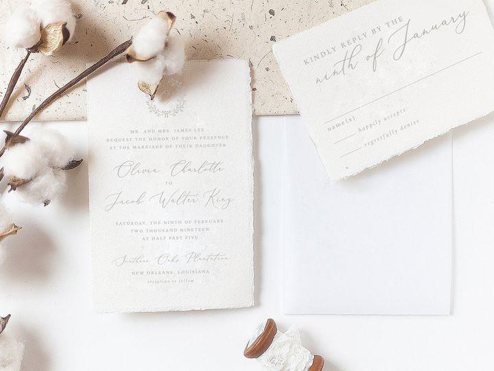 Tmx Img 3637 51 1068035 1558675433 New Orleans, LA wedding invitation