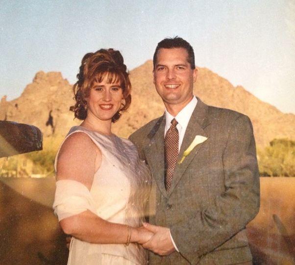 My Wedding Circa 1999