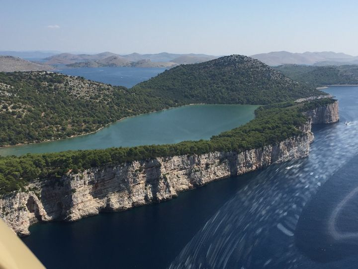 Croatia by Helicopter