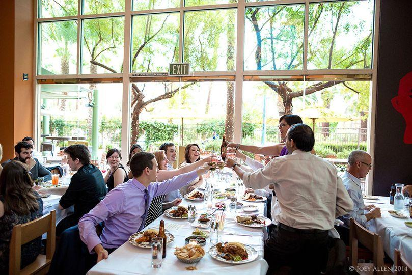 Weddings by border grill las vegas venue las vegas nv 800x800 1455687087755 bglv mb wedding north dining 019 junglespirit Images