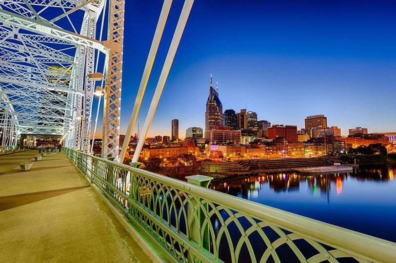 Located in Downtown Nashville