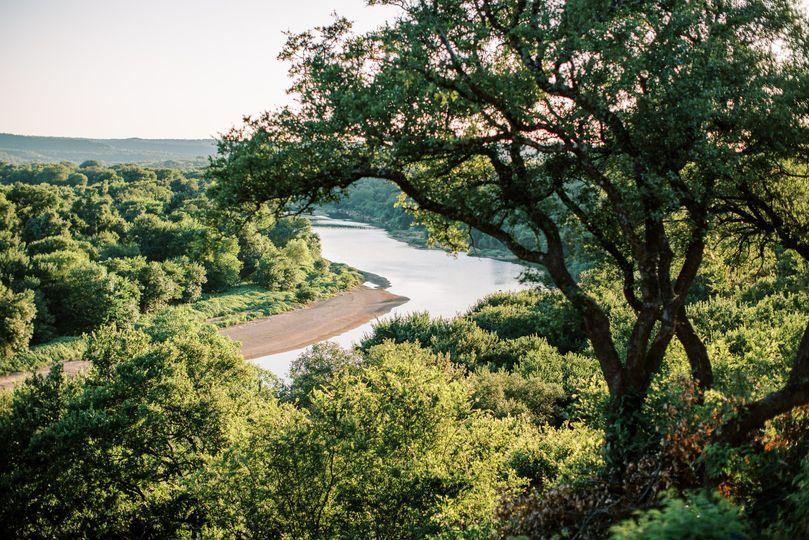 West Brazos View