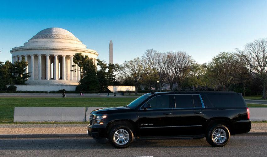 SUVs accommodate 6 passengers
