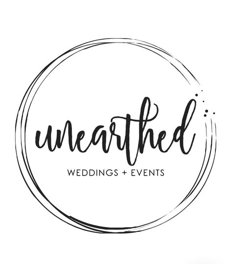 unearthed weddings + events