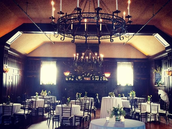 Spring wedding reception at Homewood, coordination by Carolina Love Events