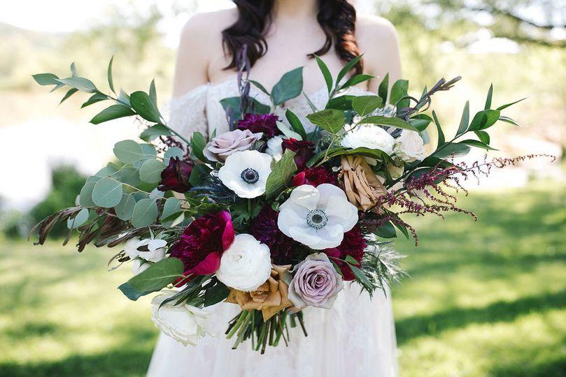 Bridal Bouquet Floral Design