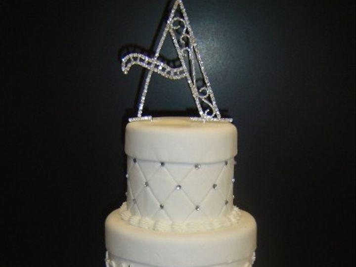 Tmx 1414800950481 Wedding293 Orlando wedding cake