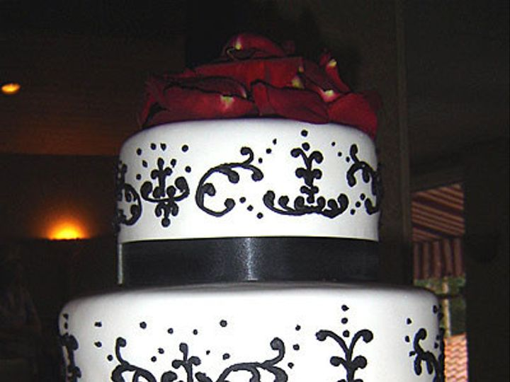 Tmx 1414801066447 Wedding104 Orlando wedding cake