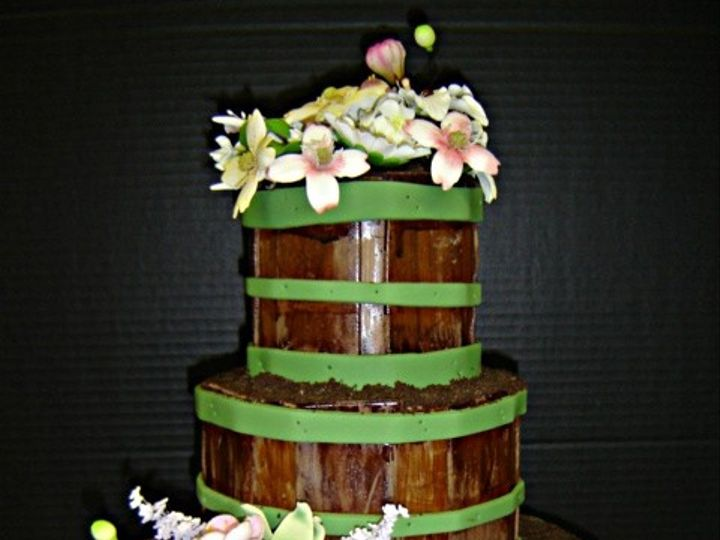 Tmx 1424452585611 Wedding424 Orlando wedding cake