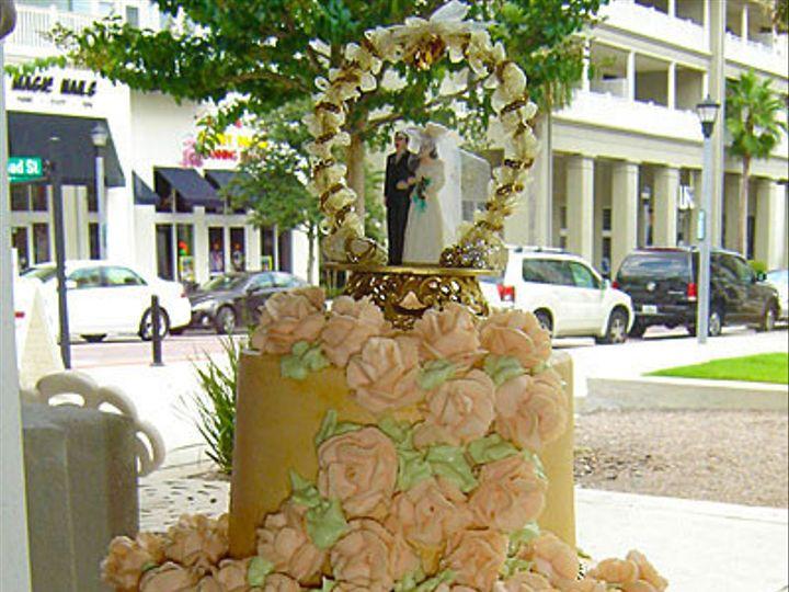 Tmx 1446752485770 124w Orlando wedding cake