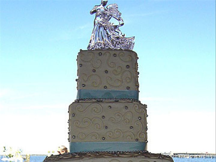 Tmx 1446752497208 127w Orlando wedding cake