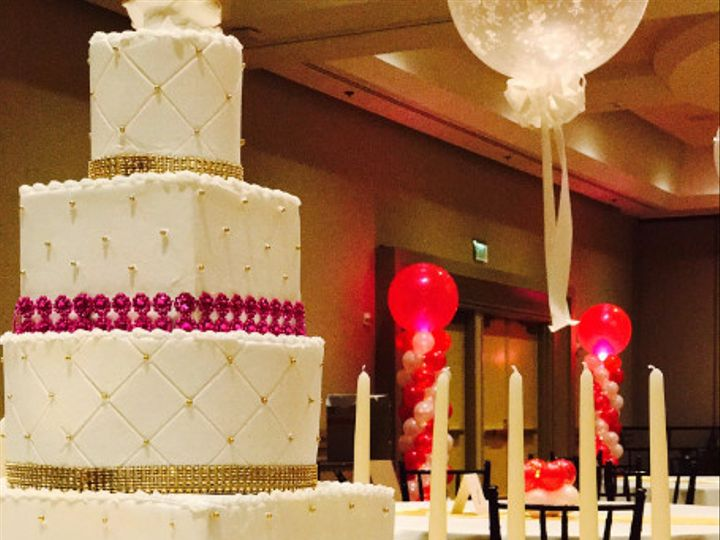 Tmx 1506016325528 Weddingcakeangle Orlando wedding cake