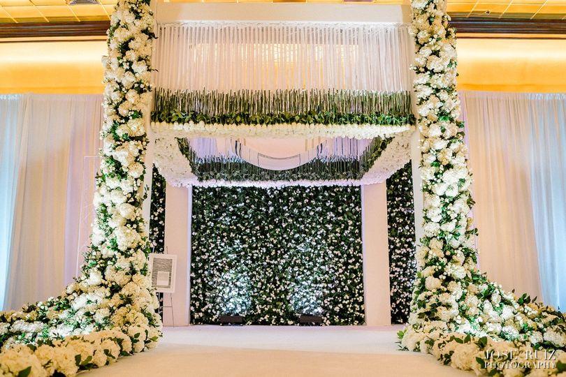 Huppah Design for Ceremony