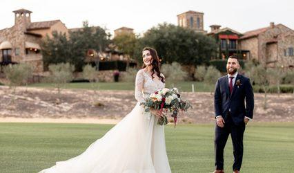 The wedding of Shalee and Matan