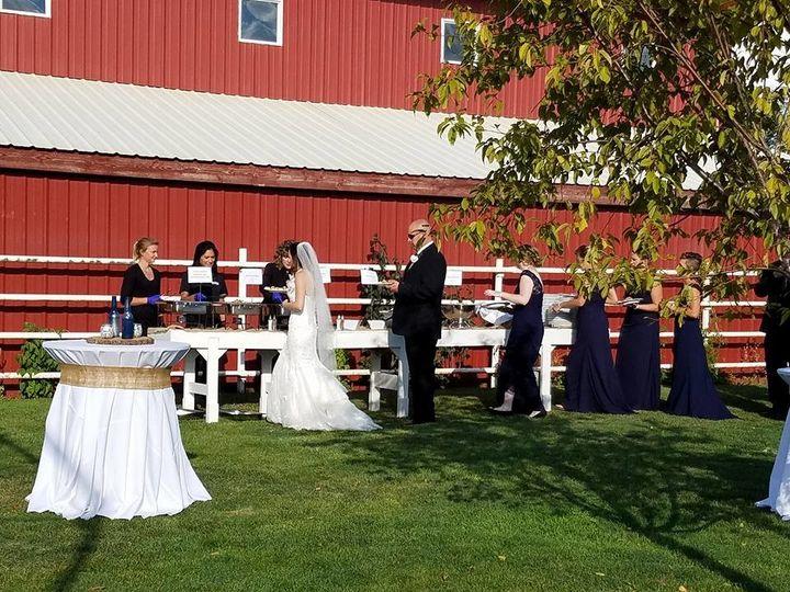Tmx 1508272143024 Erickson Destination Wedding Celebration Buffet Kalispell wedding venue