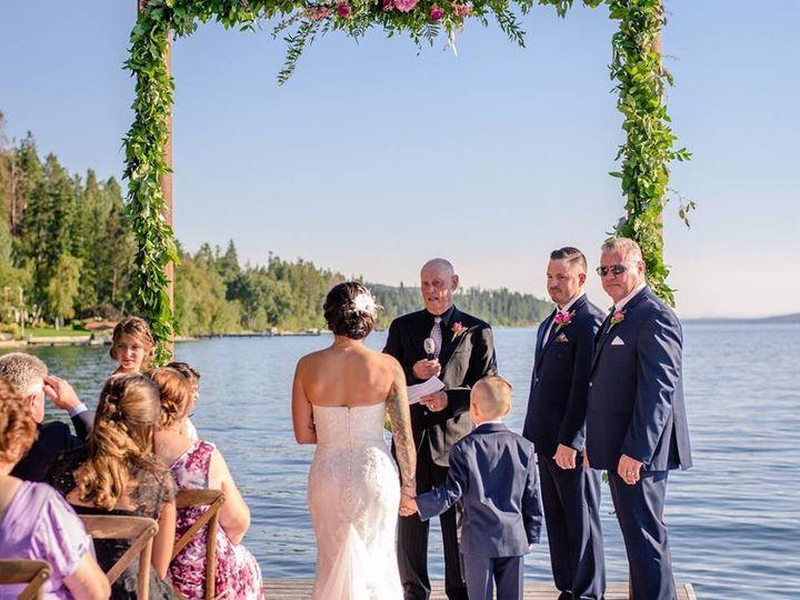 Tmx 1508272162959 Flathead Lake Ceremony Kalispell wedding venue