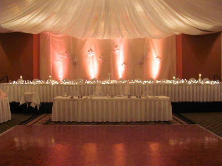 Tmx 1508274495679 Wedding 1.11.14 Head Table Kalispell wedding venue