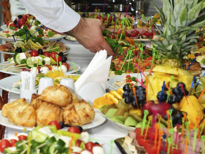 Tmx 1508275300747 Hors Doeuvre Table Kalispell wedding venue