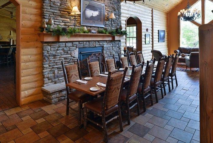 Tmx 1508276297255 Bc Lobby Fireplace Kalispell wedding venue