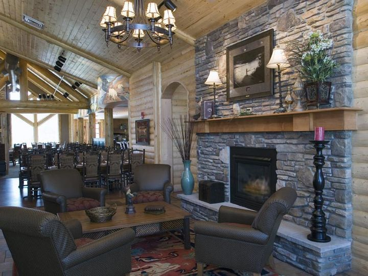 Tmx 1508276364764 Bc Fireplace Lobby Kalispell wedding venue