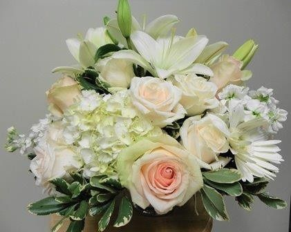 Tmx 1375362440941 Low Centerpiece Tampa, Florida wedding florist