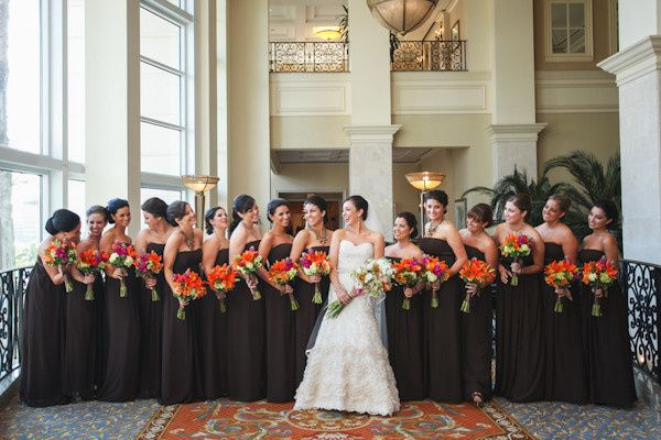 Tmx 1375362661055 Marriott Waterside Tampa Fl Weddings Trendy Bride 5 Tampa, Florida wedding florist