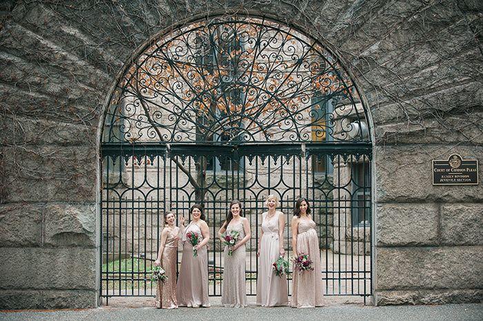 Bridesmaids Gate