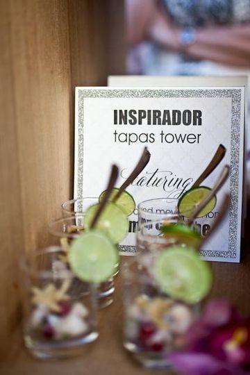 Inspirador tapas tower
