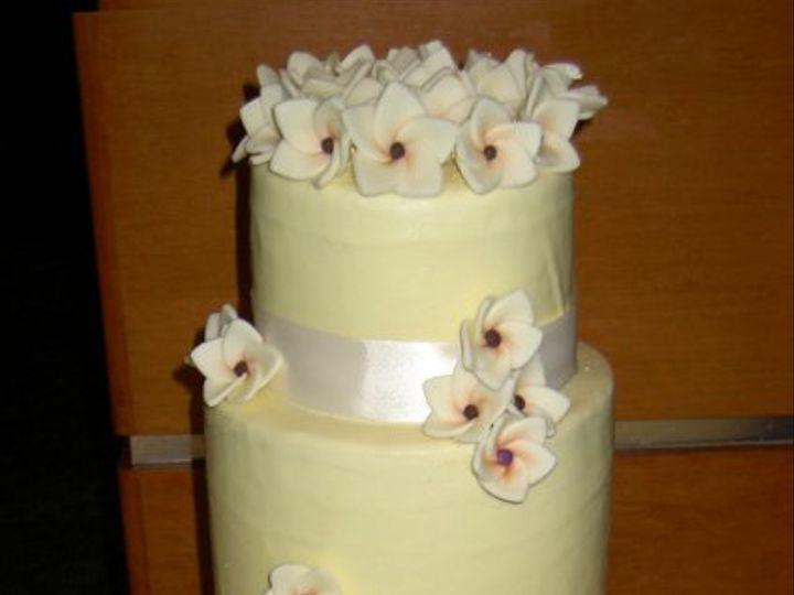 Tmx 1266012510108 Frangipaniwslogo Bloomfield wedding cake