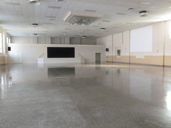 Conference room for wedding